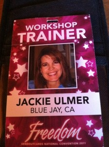 Jackie Ulmer, Social and Relationship Marketing Consultant