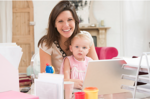 Yes, Moms Can Build a Successful Direct Sales Business