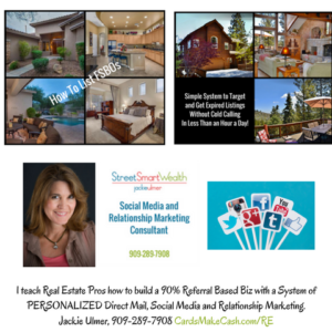 Real Estate Professionals Custom Brand Manager Example with SendOutCards